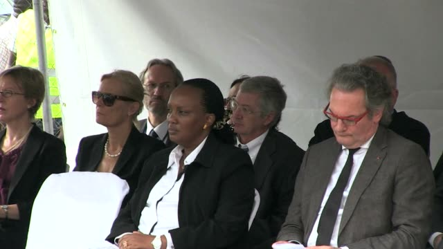 Emotional commemorations were held Tuesday for a group of Belgian peacekeepers murdered at the start of Rwandas genocide 20 years ago a brutal attack...