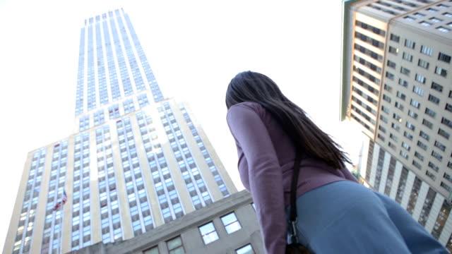 vidéos et rushes de empire state buliding - empire state building