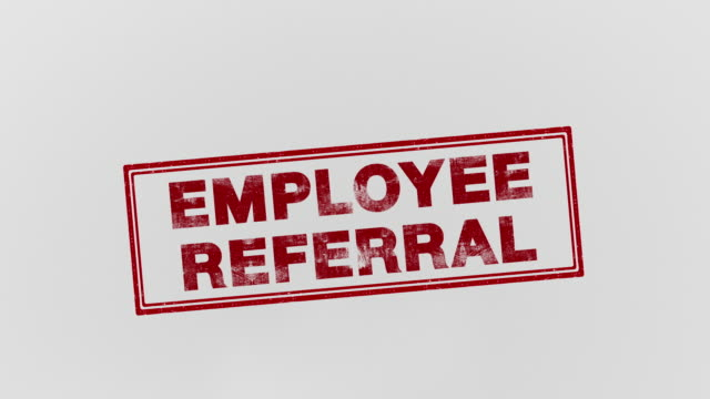 employee referral - incentive stock videos & royalty-free footage