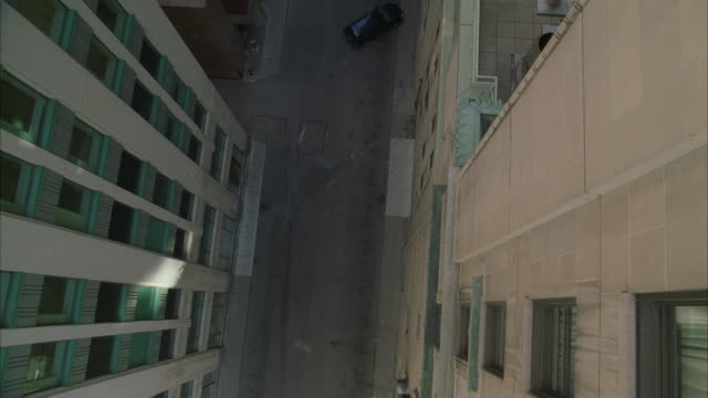 WS HA Empty alley