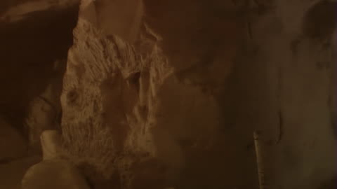 empty ancient israel cave - antiquities stock videos & royalty-free footage