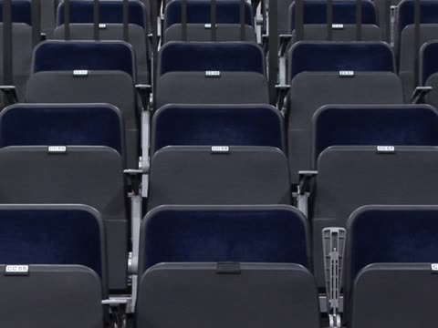 Empty Auditorium seats (6)