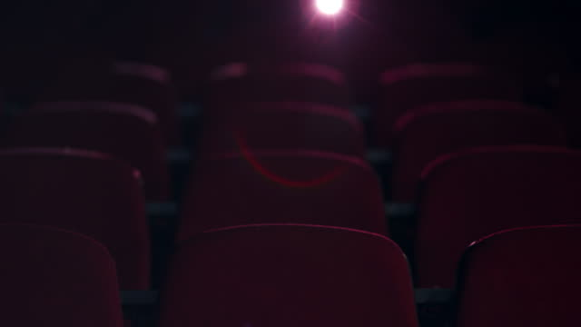 empty cinema - seat stock videos & royalty-free footage