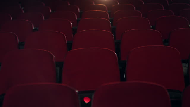 stockvideo's en b-roll-footage met empty cinema - theater