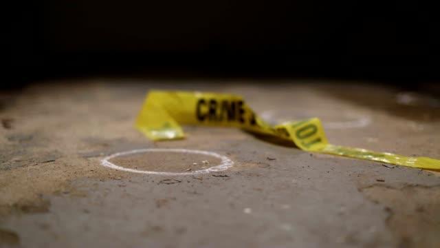 Empty Crime Scene