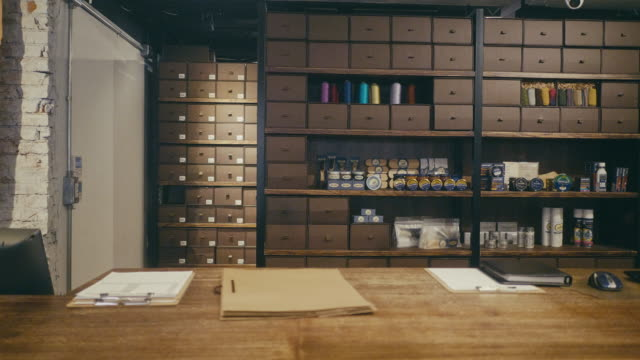 empty high quality shoe shop for men in taipei - craft stock videos & royalty-free footage