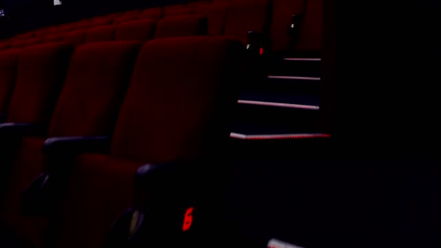 empty movie theater - premiere stock videos & royalty-free footage