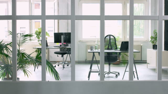 empty office - inside of stock videos & royalty-free footage