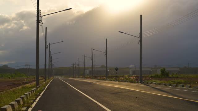 empty road - empty road stock videos & royalty-free footage