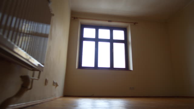 empty room - loft apartment stock videos & royalty-free footage
