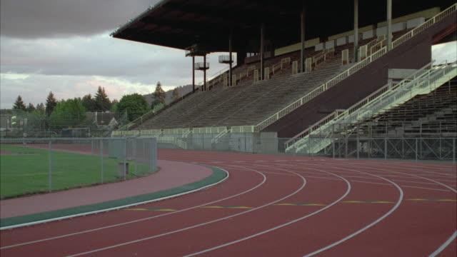 ZO WS Empty running track