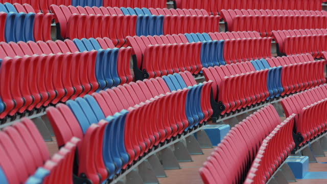 empty seats in a stadium - 1987 stock videos & royalty-free footage