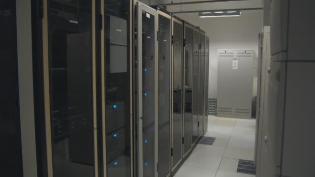 WS Empty server room, Sydney, Australia