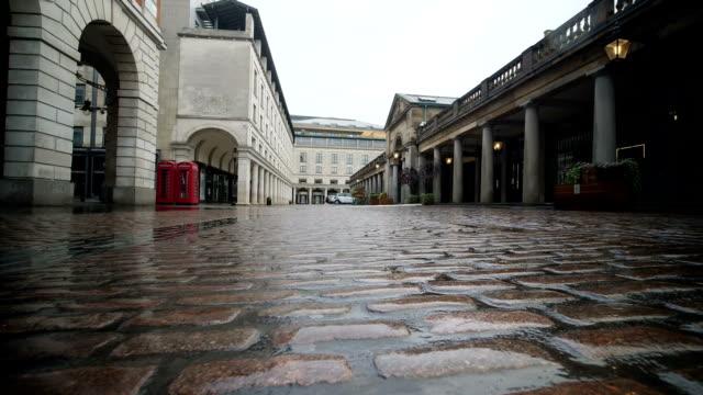 empty streets around london landmarks - 2020 stock videos & royalty-free footage