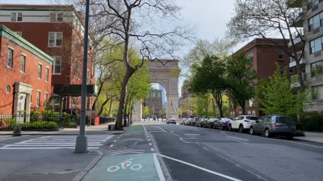 empty streets of new york - tranquility stock videos & royalty-free footage