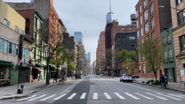 empty streets of new york - solitude stock videos & royalty-free footage