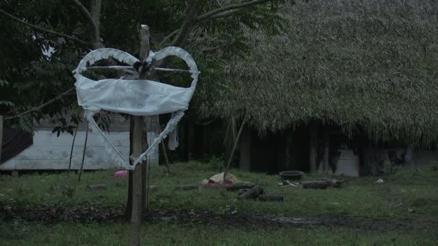 vídeos y material grabado en eventos de stock de en san antonio secortez una remota aldea guatemalteca los familiares de jakelin caal sienten dolor y tristeza - ee.uu