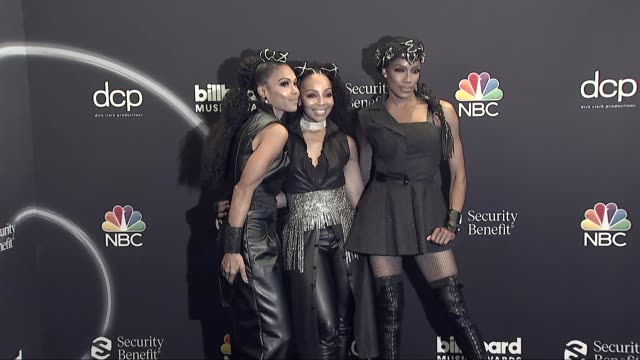 en vogue at the 2020 billboard music awards - press room at dolby theatre on october 14, 2020 in hollywood, california. - the dolby theatre stock videos & royalty-free footage
