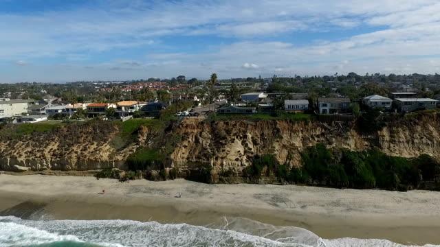 Encinitas cliffs