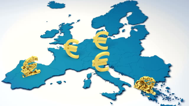 End of European Currencies. Euro Crash Down.