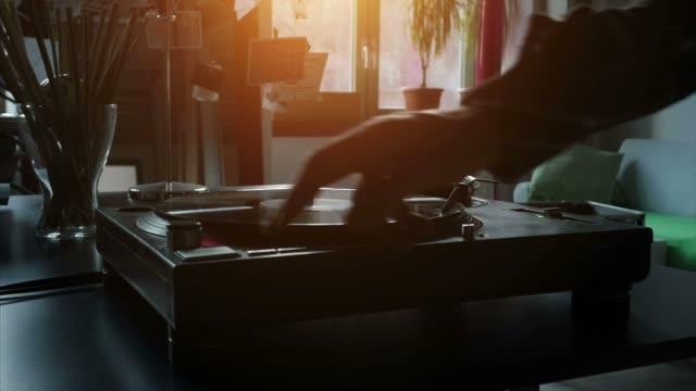End vinyl on turntables
