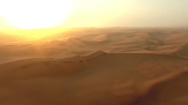 Endlose Dünen der namibischen Wüste