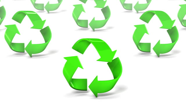 Recycling Symbol Videos And B Roll Footage Getty Images