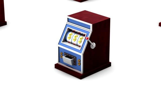 Endless slot machines vertigo effect