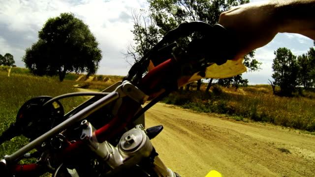 Enduro Motorcycle Cross Test Video