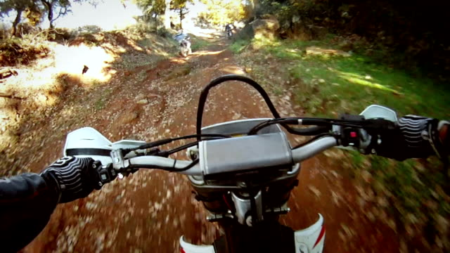 Enduro Motorcycle Offroad Video