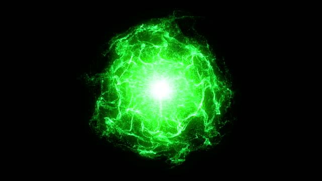 エネルギーボール効果 - 魔術師点の映像素材/bロール