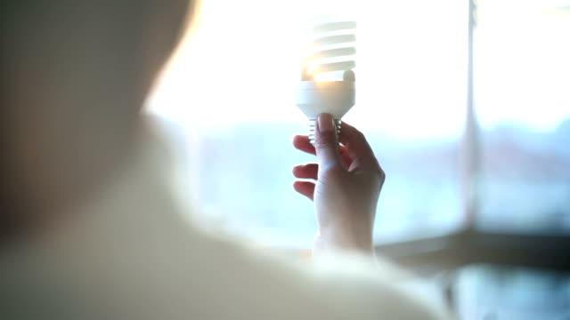 energy efficiency - back lit stock videos & royalty-free footage
