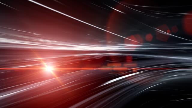 energie fluss abstrakte bewegungsunschärfe hintergrund - sonnenstrahl stock-videos und b-roll-filmmaterial