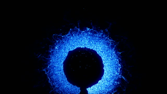 energy or plasma ball - nucleus stock videos & royalty-free footage