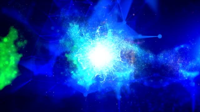 エネルギーまたはプラズマボール - 魔術師点の映像素材/bロール