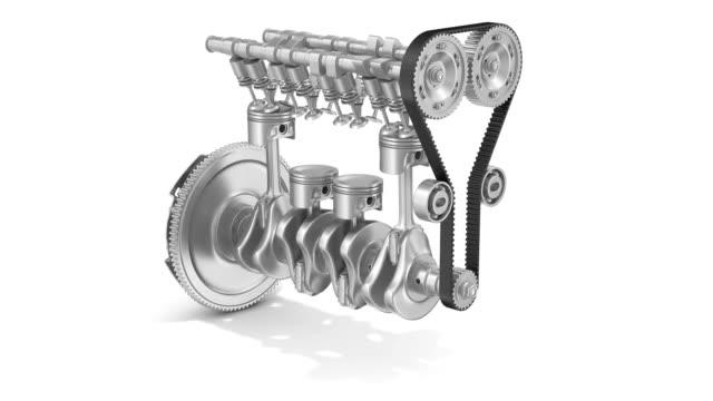 engine - piston stock videos & royalty-free footage