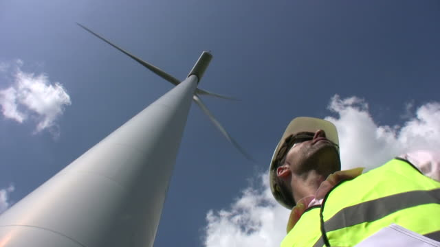 Engineer at Wind Turbine