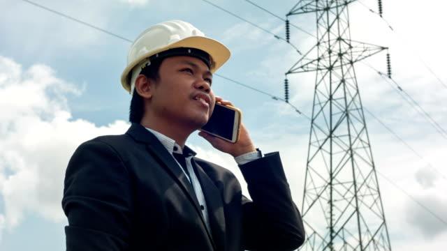 HD: Gerente de ingeniería de trabajo en electric tower.