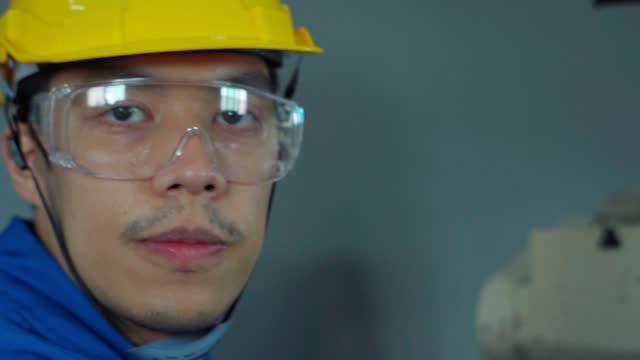 engineering workshop. - metal worker stock videos & royalty-free footage
