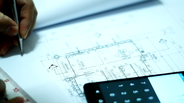engineers design houses - bolt stock videos & royalty-free footage