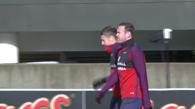 England captain Wayne Rooney will return to the starting line up for his country's 2018 World Cup qualifier against Scotland on Friday interim...