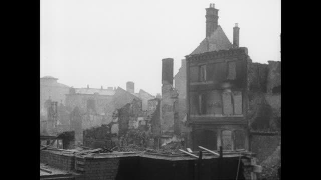 1941 England During Wartime
