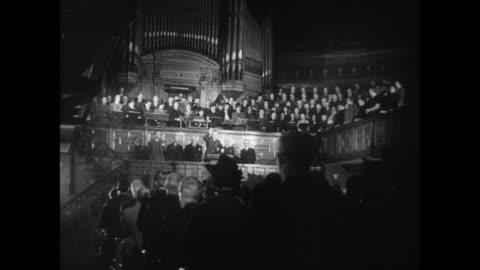 vidéos et rushes de 1941 england during wartime - 1941