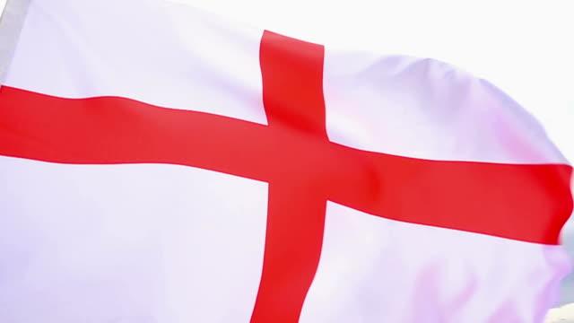 England Flag High Detail