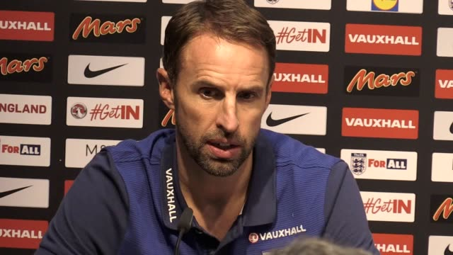 England manager Gareth Southgate discusses Joe Hart remaining his number one goalkeeper whether he has managed to get the best out of his squad and...