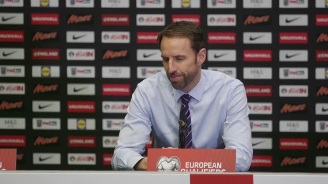 England manager Gareth Southgate says it's 'crucial' for his side to have made it to the 2018 World Cup after they beat Slovenia 10