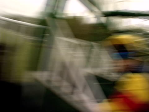 pov, england, newbury, jockey riding horse in horseracing  - newbury england stock videos & royalty-free footage