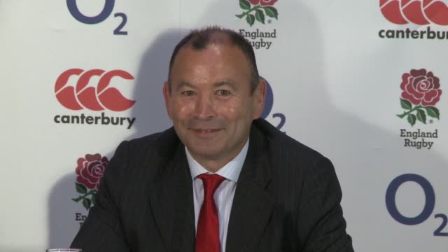 england on friday named australian eddie jones as their first foreign head coach with the task of reviving the national team after its world cup... - australian national team stock videos & royalty-free footage