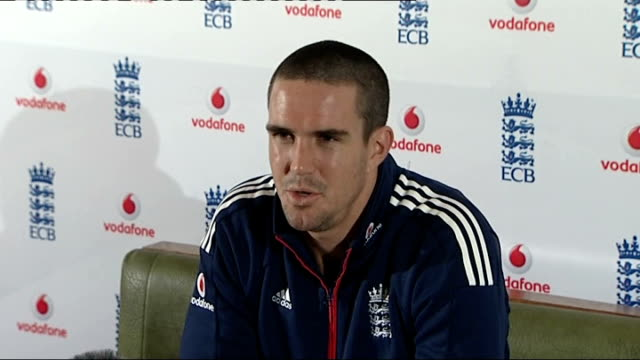 Kevin Pietersen Pietersen press conference SOT Twenty20 cricket completely different to Test series so although it is preparation it cannot ever...