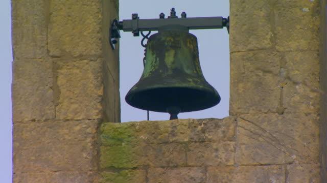 englandbell tower - 地衣類点の映像素材/bロール